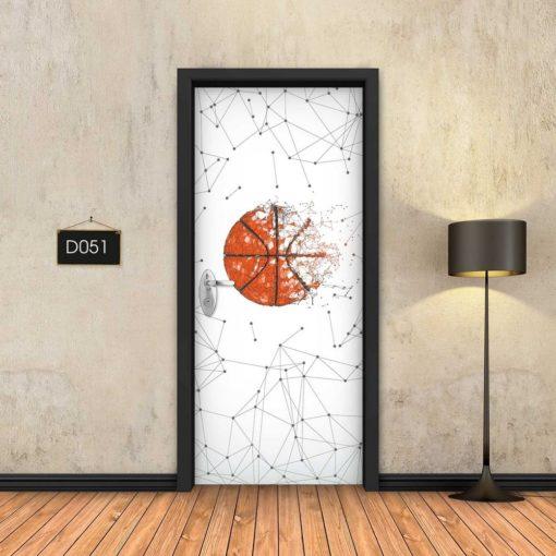 כדורסל גיאומטרי D051