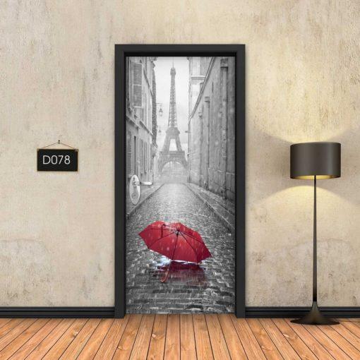 מטריה בפריז D078