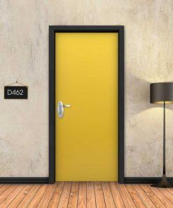 צהוב D462